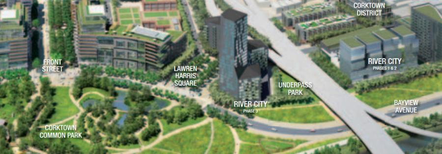 River City Master Planned Community Project